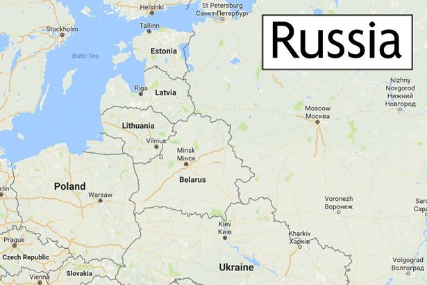map-of-russia-and-bordering-countries