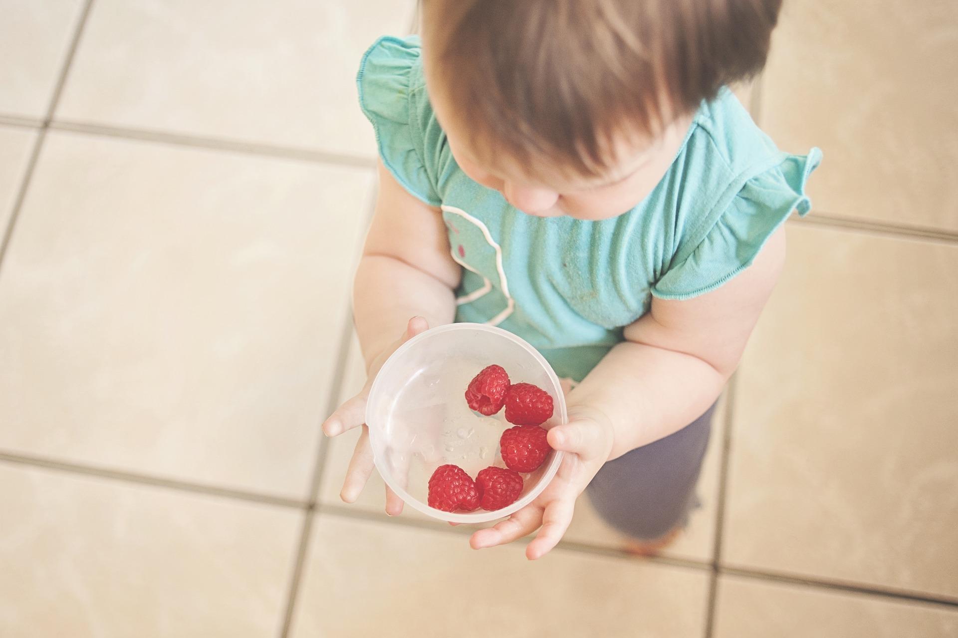 disturbi alimentari dei bambini