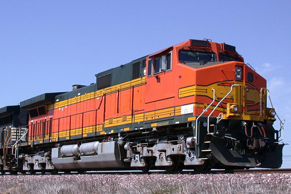 freight locomotive