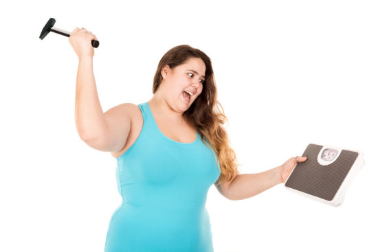Ugh! When the Scale Won't Budge! Tips to get the scale moving in the right direction.