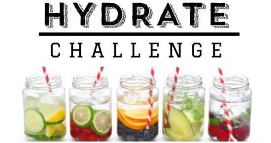 FREE 5-Day HYDRATE CHALLEGE