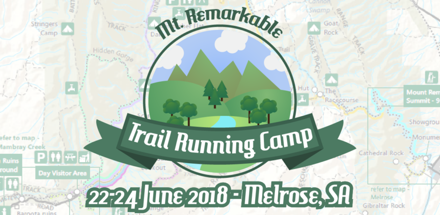 Mt. Remarkable Trail Running Camp 2018