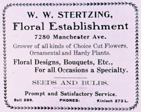 Advertisement (probably 1915 but I'm not finding my source at the moment).