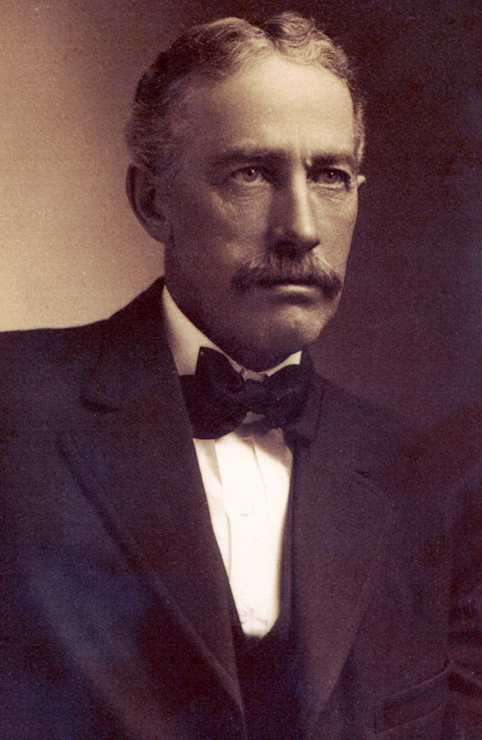 "Judge Edward ""Ned"" Rannells of Woodside, son of Charles Rannells"