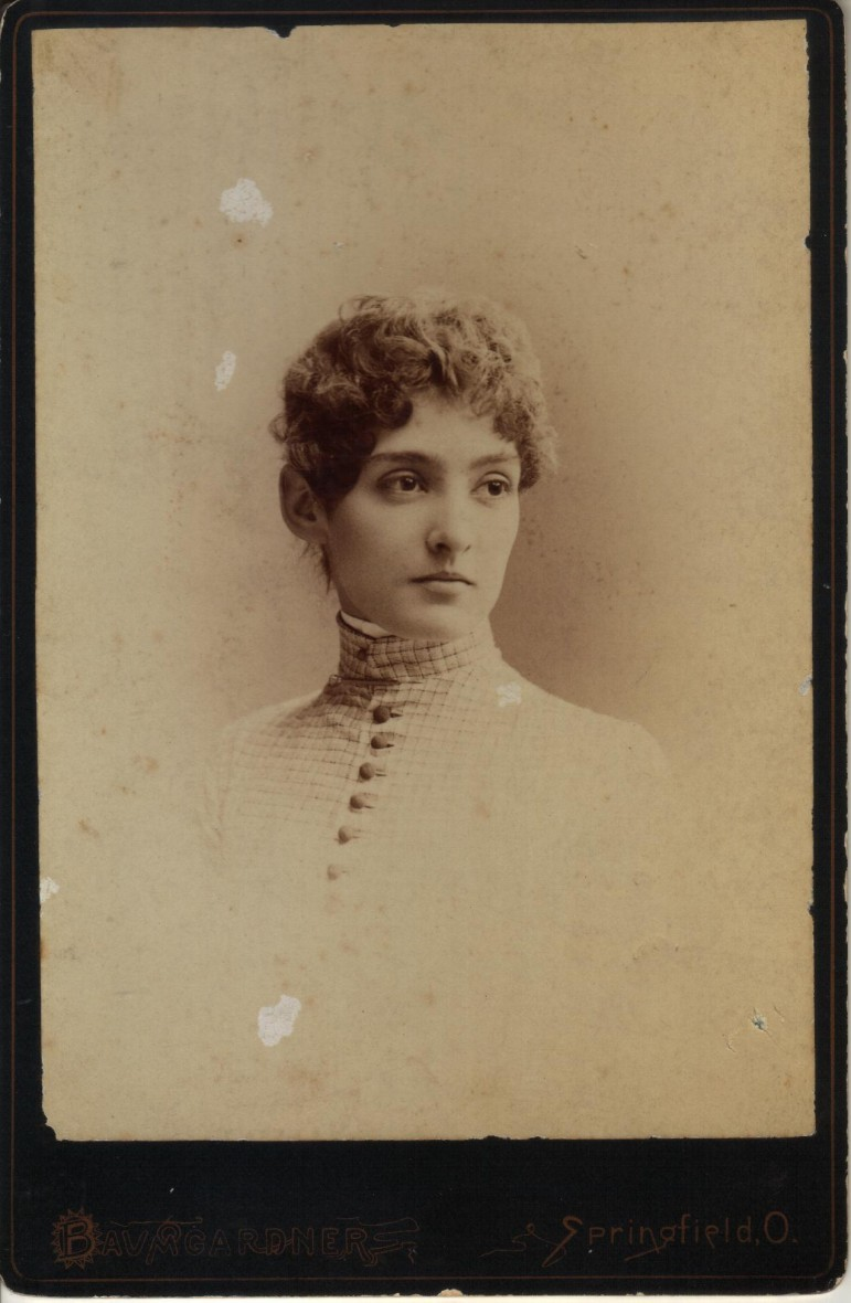 Elinor (Nelly) Cartmell who would become Ned's wife