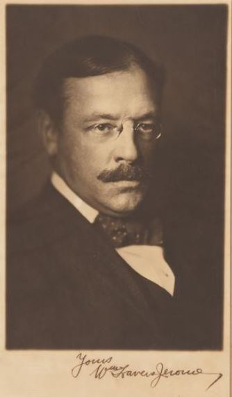 William Travers Jerome after 1910