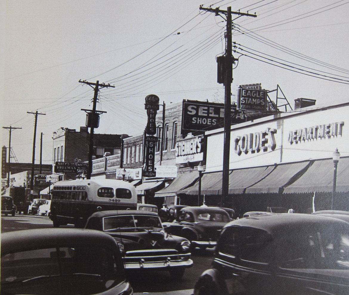 Golde's most likely somtime in the early 1950's.  Courtesy of Wanda Kennedy Kuntz