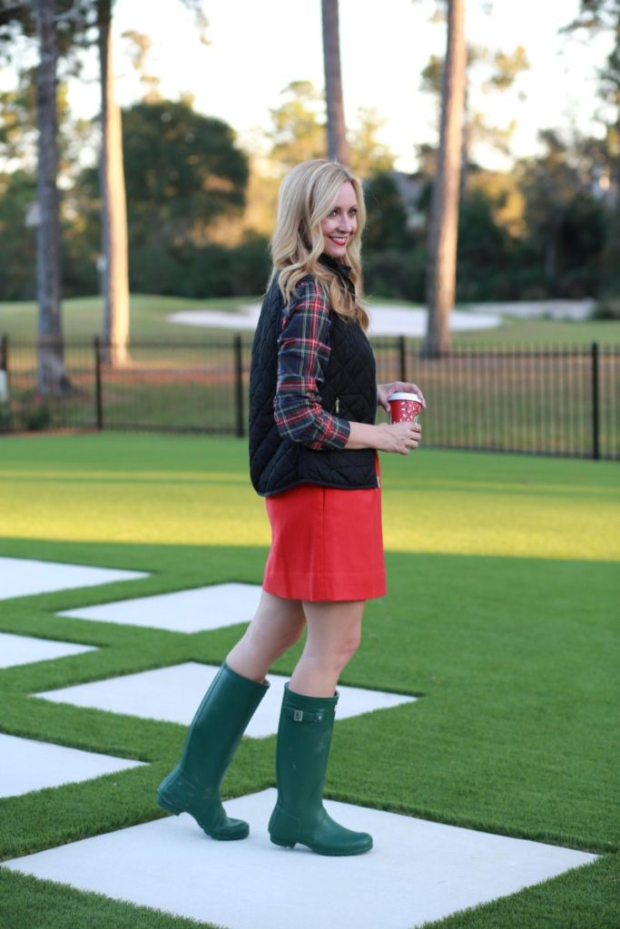 hunter boots - The Best Black Friday Sales by Houston fashion blogger Haute & Humid