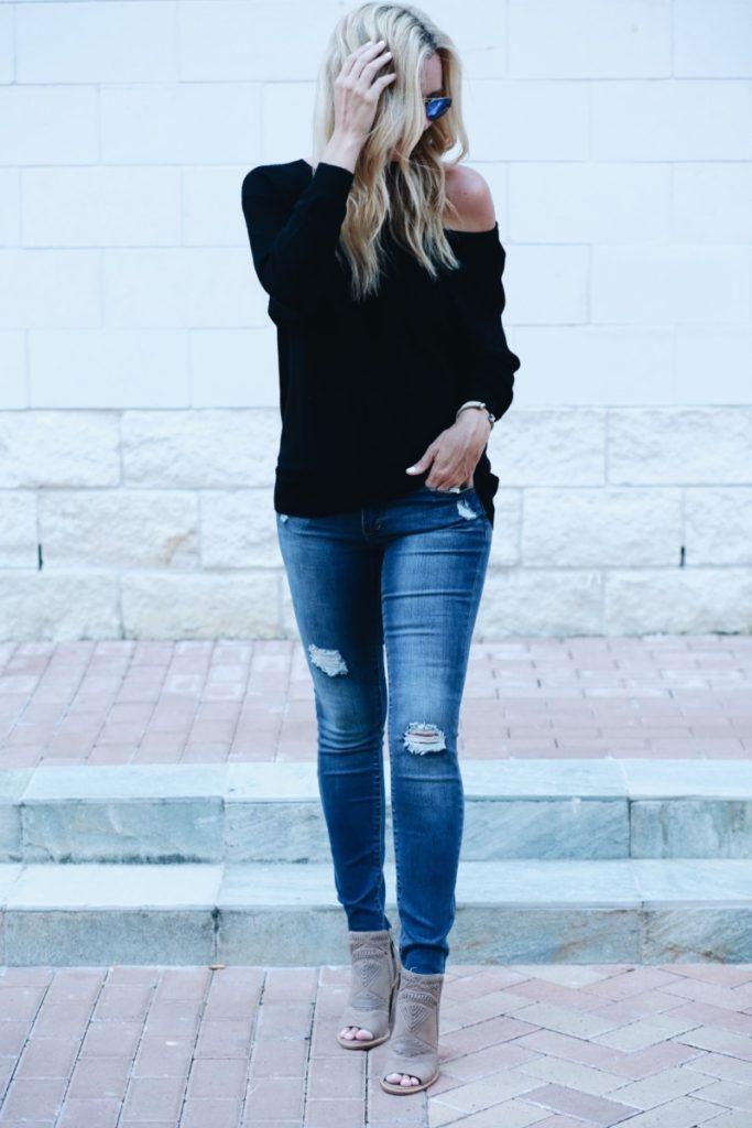 Nordstrom Sale Basics Under $100 by Houston fashion blogger Haute & Humid