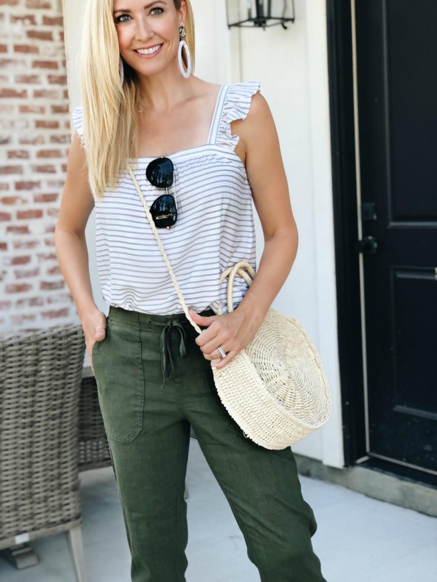 alternatives to shorts - 3 Alternatives To Summer Shorts featured by popular Houston fashion blogger, Haute & Humid