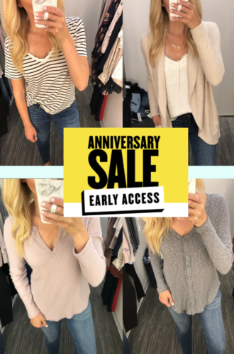 2018 Nordstrom Anniversary Sale EARLY ACCESS: MUST HAVES