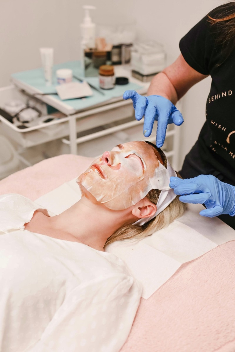 fall beauty | chemical peel | Fall Beauty: Glytone M&M Facial featured by top Houston beauty blog Haute & Humid