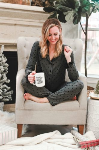 Cute Holiday Pajamas With Soma + Giveaway