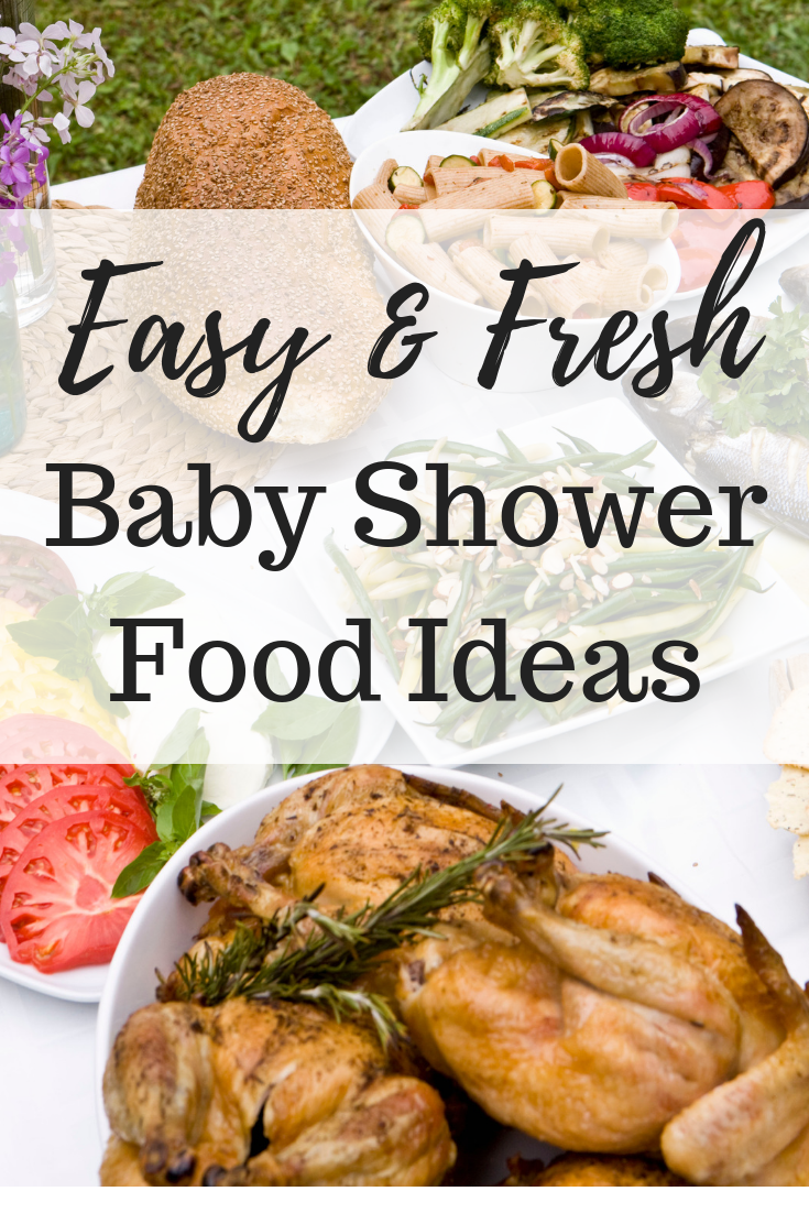 Baby Shower Food Ideas Recipes Haute Humid