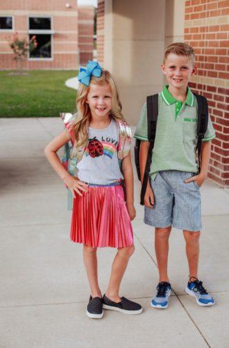 Walmart Back To School Shopping