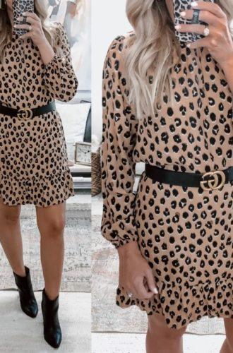 18 Cute Fall Dresses Under $100
