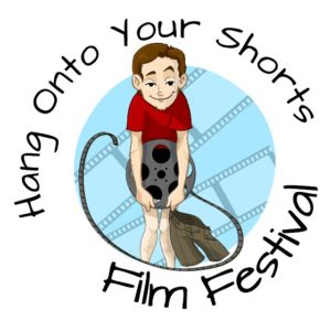 hang on to your shorts film festival logo