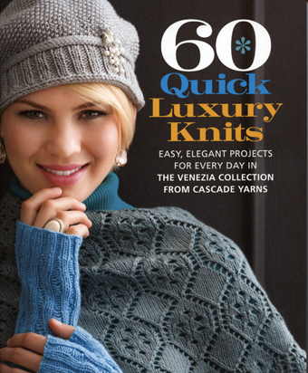 60 Quick Luxury Knits cover