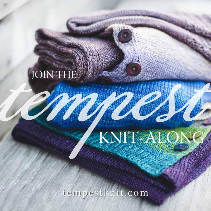 Tempest knit along
