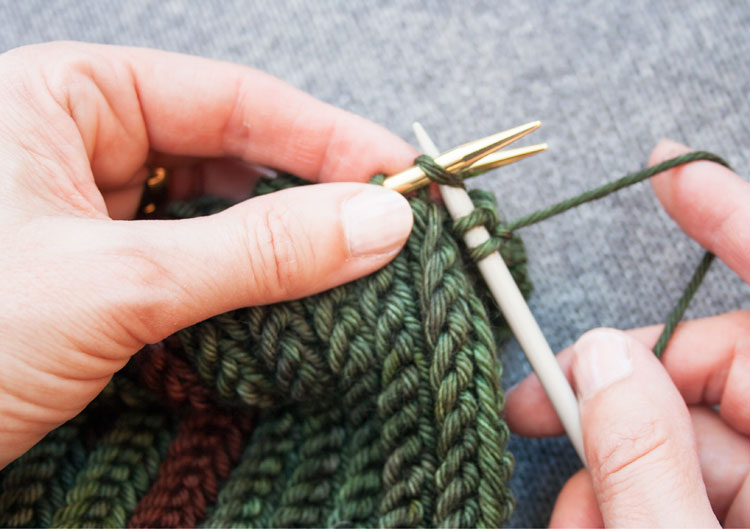 Double Bind Off tutorial by Holli Yeoh | Tempest