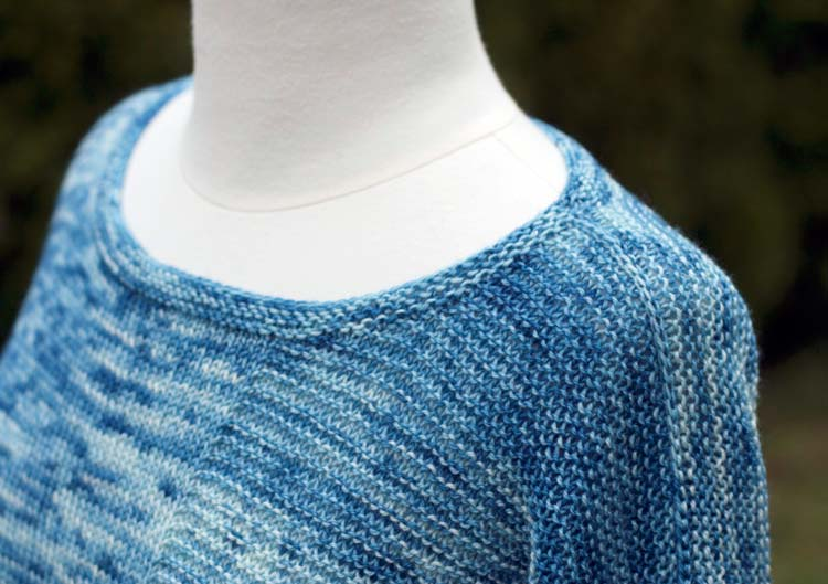 Stitch Sampler Pullover knitting pattern by Holli Yeoh | Vogue Knitting Fall 2016