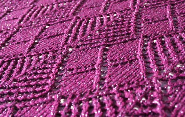 Wordless Wednesday – Purple Lace
