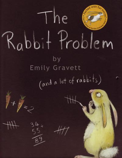 The Rabbit Problem – Children's Book