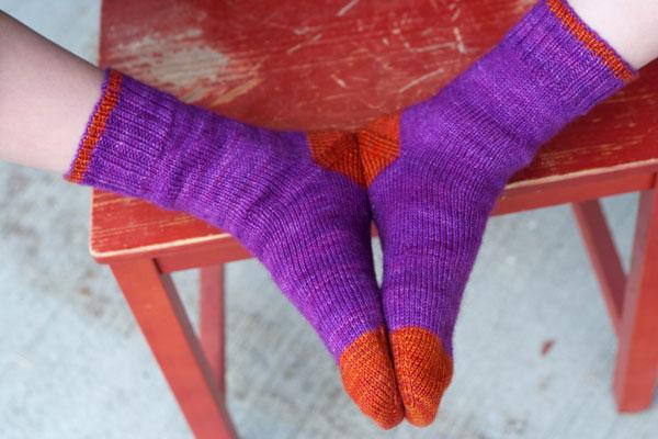 Tip Toe Up Socks