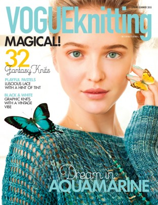 Vogue Knitting Spring Issue