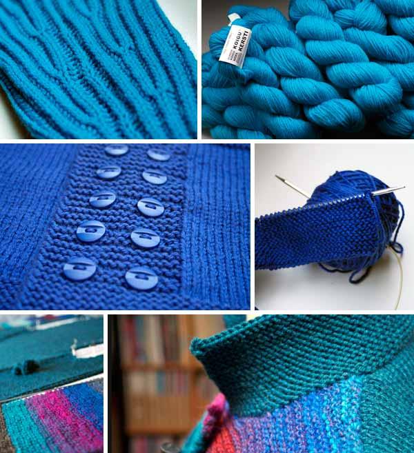 Blues, Teals, Aquas & Turquoise