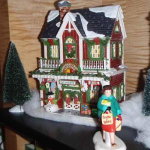 Christmas Crafts Cottage