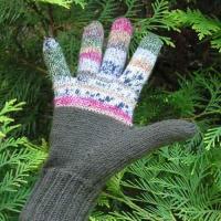 glove palm