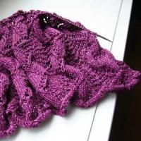 Cake and knitting