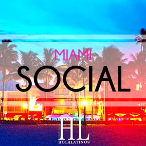 MIAMI SOCIAL EVENTS