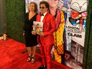 Romero Britto Power Cover Party