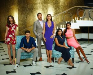 NUEVAS SERIES Y REALITY SHOWS / NEW SERIES AND REALTITY SHOWS