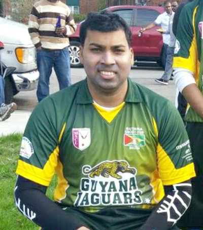 Sharaz Baksh led Guyana to a comfortable win over Boston Gymkhana picking up two wickets and hitting 70.