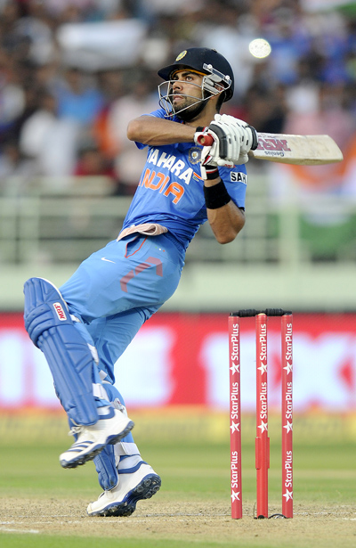 Virat Kholi has retained his world's number-one ranking in Twenty20 International. Photo by: Pal Pillai - BCCI - SPORTZPICS