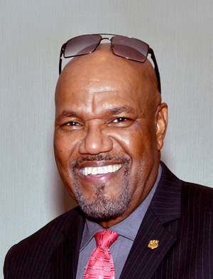 Former West Indies pacer Colin Croft, who now is a commentator.