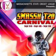 Third Edition Of sMassh T20 Carnival Set For Labor Day Weekend
