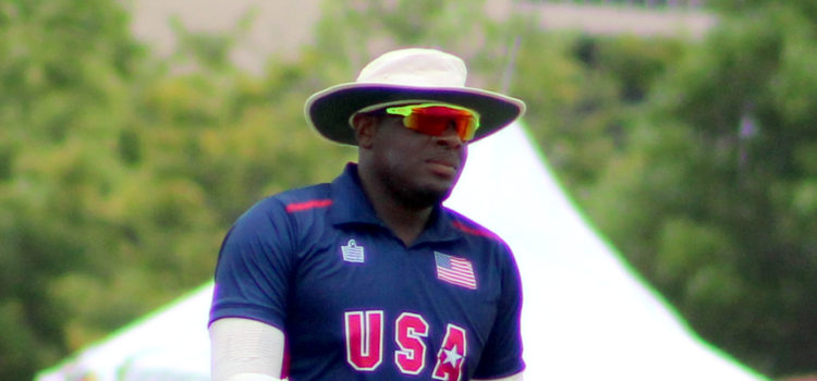 Steven Taylor To Lead USA In Auty Cup And WCL Div. 4 Tournament