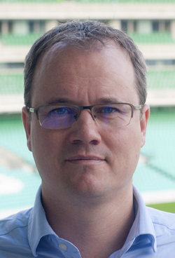 Johnny Grave, WICB CEO