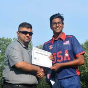 USA Registered Third Consecutive Win Beating Bermuda By 118 Runs