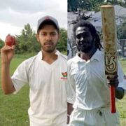 Saqif Al Muntasir And Donovan Nelson Shines In Middlesex Victories