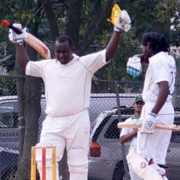 Donovan Nelson And Tegana McKenzie Ton Up In Middlesex Win