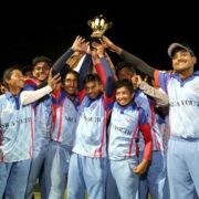 San Ramon Cricket Association, Indus Prince And Cricket Zeal Academy All Victorious