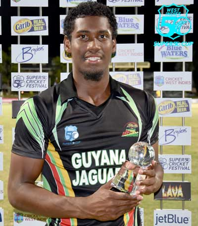 Keemo Paul Bags Fifer As Guyana Remain Unbeaten