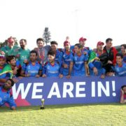 Rashid And Shahzad Helps Afghanistan Qualify For World Cup 2019