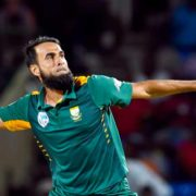 Imran Tahir To Bring His Famous Wicket Celebrations To 2018 CPL