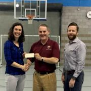 Napa Valley CC Donates To Youth Sports Victims of Wildfires